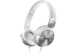 PHILIPS Casque audio blanc (SHL3160WT/00)