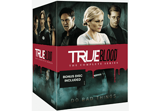 True Blood Saison 1 - 7 Série TV