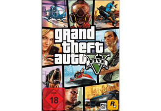 GTA 5 - Grand Theft Auto V - PC