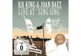"Joan Baez, B.B. King - Live At ""sing Sing"" - (CD + DVD Video)"