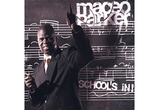 Maceo Parker - school s In! - (Vinyl)