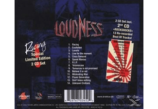 Loudness - Racing [CD]