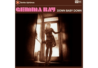 Gemma Ray - Down Baby Down (Inkl.Cd) [LP + Bonus-CD]