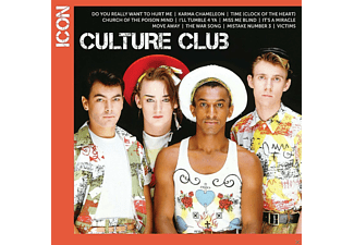 Culture Club - Icon - (CD)