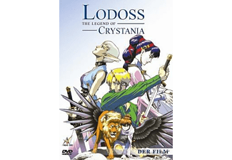 Lodoss - The Legend of Crystania - Der Film - (DVD)
