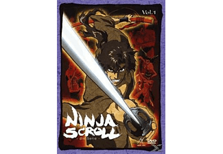 Ninja Scroll - Die Serie - Vol. 01 - (DVD)