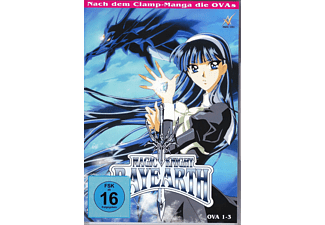 Magic Knight Rayearth - (DVD)