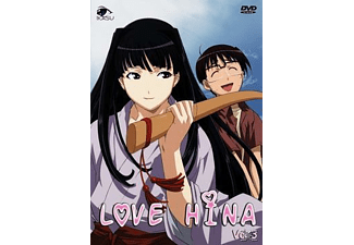 Love Hina - Vol. 3 [DVD]