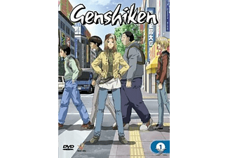 Genshiken - Vol. 1 - (DVD)