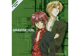 Kinya Kotani - Gravitation Tv-Tracks [CD]