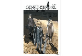 Gunslinger Girl - Vol. 3 [DVD]