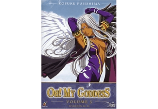 Oh! My Goddess - Vol. 3 - (DVD)