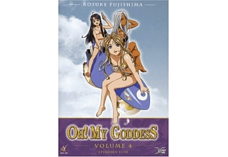 Oh! My Goddess - Vol. 4 [DVD]