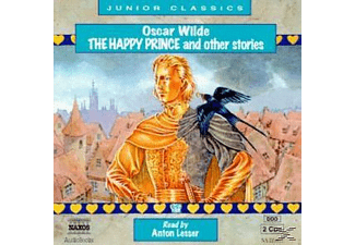 HAPPY PRINCE AND OTHER STORIES - 2 CD - Märchen/Sagen