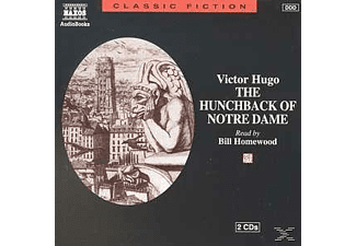 THE HUNCHBACK OF NOTRE DAME - 2 CD - Literatur/Klassiker