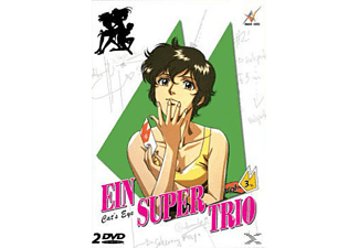 Cat's Eye - Ein Super Trio - Box 2 [DVD]