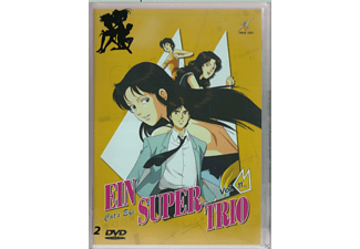 Cat's Eye - Ein Super Trio - Box 6 - (DVD)