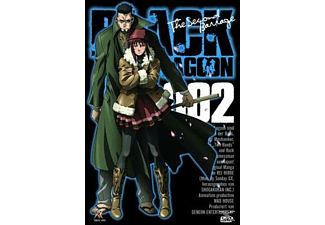 Black Lagoon: The Second Barrage - Staffel 2 - Vol. 2 - (DVD)