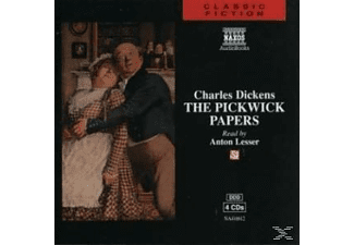 THE PICKWICK PAPERS - 4 CD - Literatur/Klassiker
