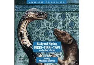 RIKKI-TIKKI-TAVI AND OTHER STORIES - 2 CD - Literatur/Klassiker