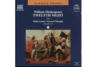 TWELFTH NIGHT - 2 CD -