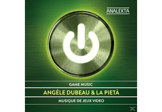 Angele Dubeau, La Pieta - Video Games Music - (CD)