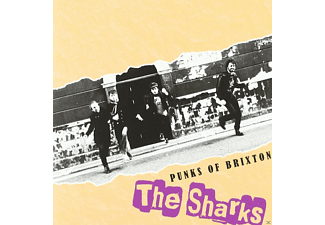 The Sharks - Punks Of Brixton - (CD)