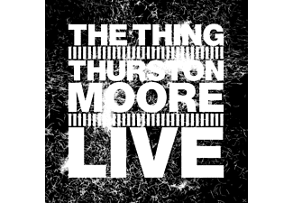 The Thing, Thurston Moore - Live - (CD)