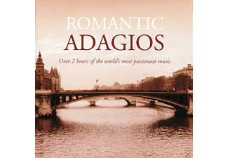 VARIOUS - Romantic Adagios [CD]