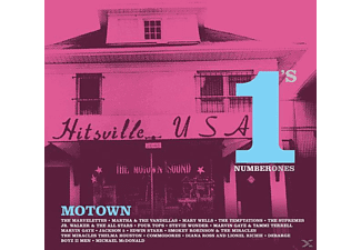 VARIOUS - MOTOWN NO.1S [CD]