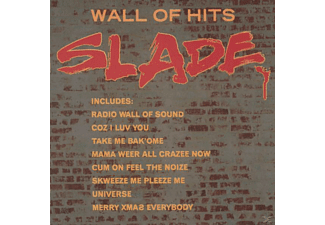 Slade - Wall Of Hits [CD]