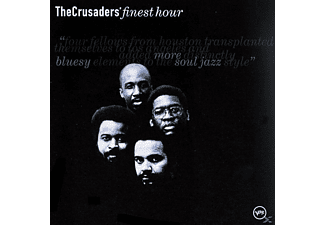 The Crusaders - Finest Hour (Best Of) [CD]