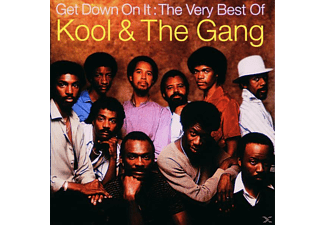 Kool + The Gang GET DOWN ON IT VERY BEST Funk CD