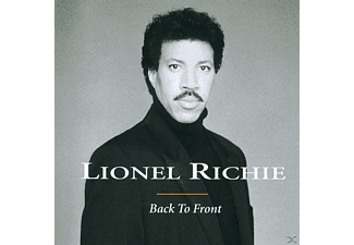 Lionel Richie BACK TO FRONT Pop CD