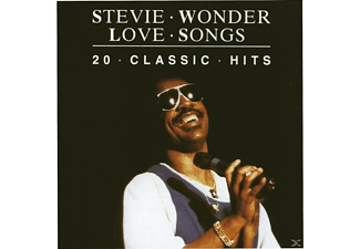 Stevie Wonder - Love Songs-20 Classic Hits [CD]