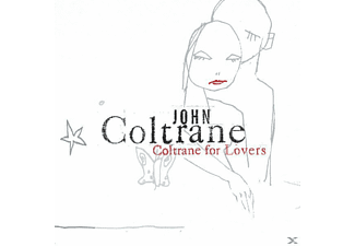 John Coltrane - COLTRANE FOR LOVERS - (CD)