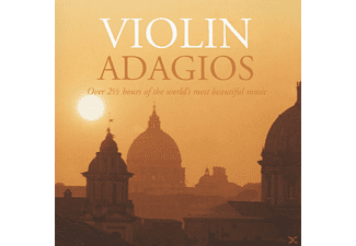 VARIOUS - Violin-Adagios - (CD)