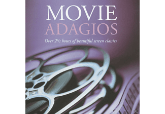 VARIOUS - Movie Adagios - (CD)