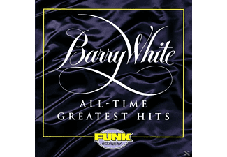 Barry White - All Time Greatest Hits [CD]