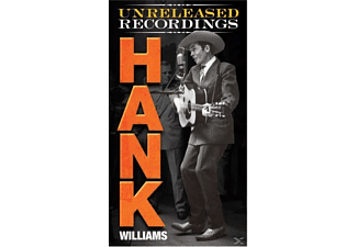 Hank Williams - The Unreleased Recordings [CD]