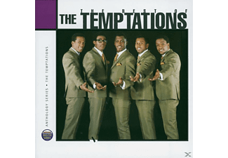 The Temptations - Anthology, The Best Of The Temptations [CD]