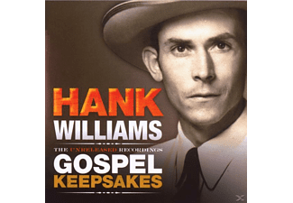 Hank Williams - The Unreleased Recordings: Gospel Keepsakes [CD]