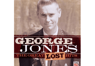 George Jones - The Great Lost Hits - (CD)