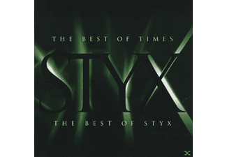 Styx - Best Of Times-The Best Of [CD]