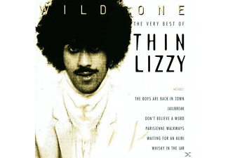 Thin Lizzy - WILD ONE-THE VERY BEST OF [CD]