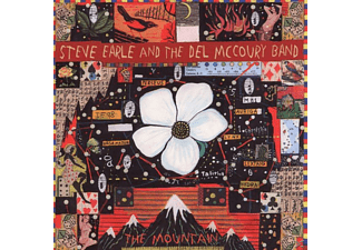 Steve Earle - Mountain - (CD)