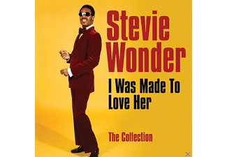 Stevie Wonder - I Was Made To Love Her: The Collection [CD]