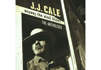 J.J. Cale - Anthology - Anyway The Wind Blows (CD)