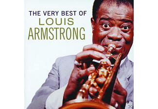 Louis Armstrong - THE VERY BEST OF LOUIS ARMSTRONG [CD]
