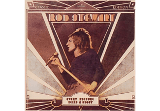 Rod Stewart - Every Picture Tells A Story - (CD)